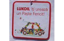 Odorizant auto, logo LUKOIL