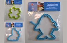 Forme silicon pentru prajit oua, logo PEPSI Fun Food.